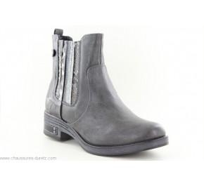 Boots femme Mustang GEEK2 Gris