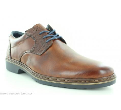 Chaussures homme Rieker CRANE Marron 16541 25