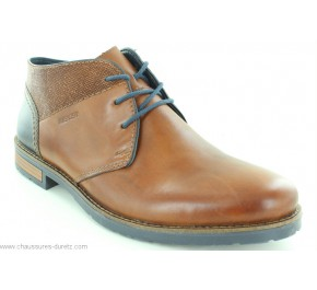 Bottines homme Rieker CREDI2 marron