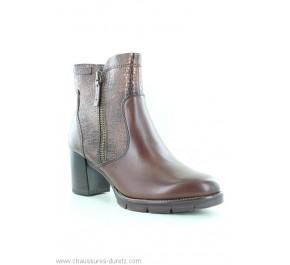 Boots femme Tamaris VALSE Marron