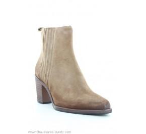 Boots femme Tamaris VAIR Taupe