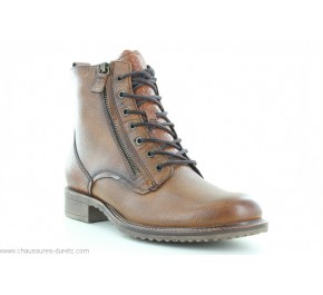 Bottines femme Tamaris VAGUE Cognac