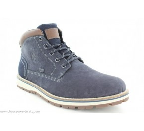 Bottines homme Rieker GOA Bleu F8410-16