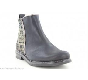 Boots fille Bellamy LORIANE Noir