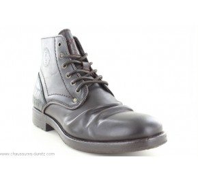 Bottines homme Redskins BAMBOL Chataigne / Noir