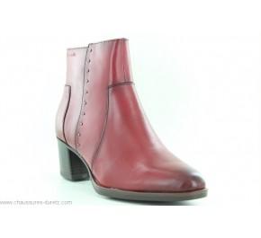 Boots femme Tamaris VARICE Scarlet