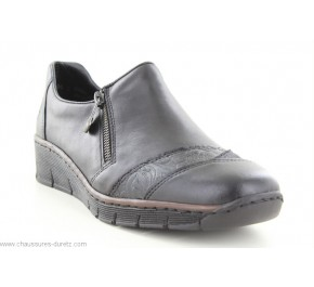 Chaussures femme Rieker GIR Noir 53761-00
