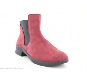Boots femme Mephisto SORIA Burgundy