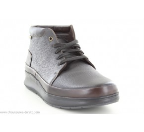 Bottines homme Mephisto JEFFREY Dark Brown
