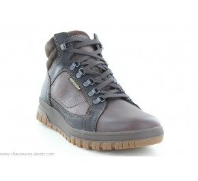 Bottines homme Mephisto PITT Dark Brown
