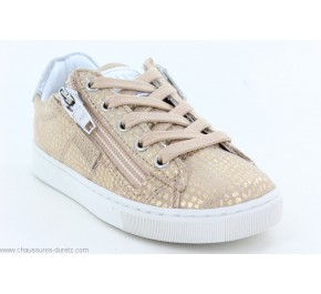 Baskets fille Palladium VICKING Gold