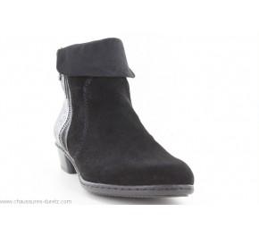 Boots femme Rieker CROSS2 Noir Y0752-00