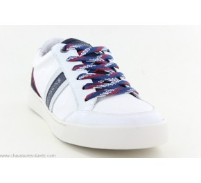 Baskets junior Redskins FATALITE Blanc / Marine