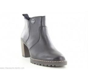 Boots femme Rieker GAY Noir L9283-00