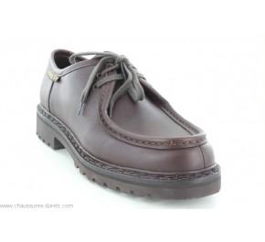 Chaussures homme Méphisto PEPPO Marron Foncé