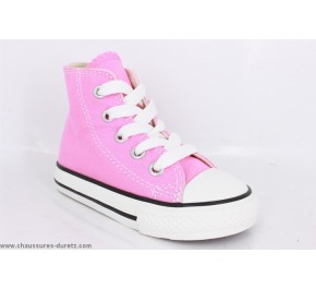 Baskets filles Converse ALL STAR HI Rose