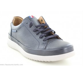 Baskets homme Mephisto THOMAS Navy