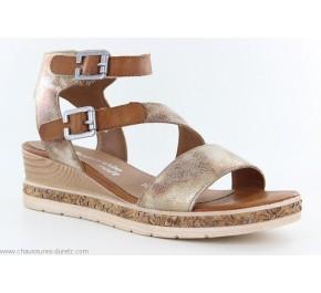 Sandales femme Remonte RAVI D3052-91 Metallic