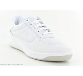 Baskets femme Tbs BRANDY Blanc