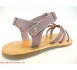 Sandales Kickers DIALECTA Violet