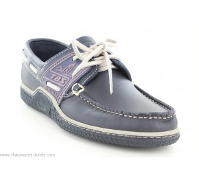 Chaussures bateau homme Tbs GLOBEK Marine