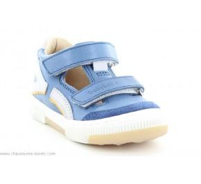 Sandales garçon Babybotte TIAGO Bleu Jean