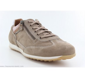 Baskets homme Mephisto LEON Taupe