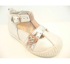 Chaussures Bébés Babybotte SUNNY Blanc