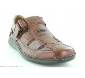 Chaussures homme Rieker VESTON2 Marron 05284-24