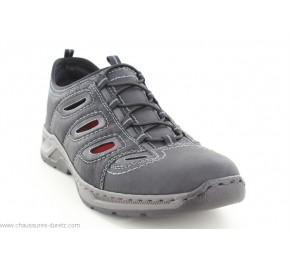 Chaussures homme Rieker VERTU2 14266-00 Noir