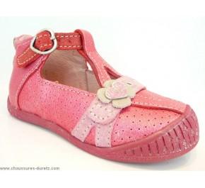 Chaussures filles Babybotte SUNSHINE Rouge