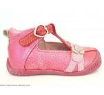Chaussures Babybotte SUNSHINE Rouge