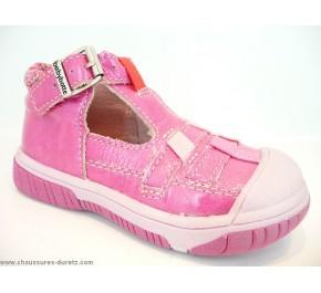 Chaussures filles Babybotte SAVANE Verni Fuchsia