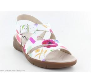 Sandales femme Méphisto EVA Multicoloured