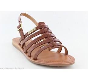 Sandales femme Les Tropéziennes HAVAPO Tan