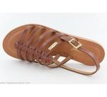Sandales Les Tropéziennes HAVAPO Tan
