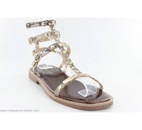 Sandales femme Les Tropéziennes COROL Beige