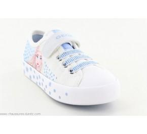 Baskets filles Geox GRE J1504A Blanc