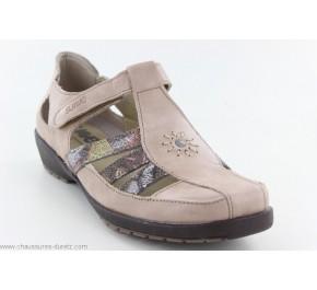 Chaussures femme Suave SUT 8031 PS Beige