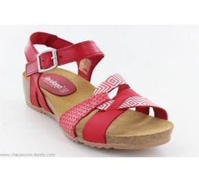 Sandales femme Jordana JOIE 2897 Rouge