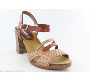 Sandales femme Jordana JIA 3319 Marron