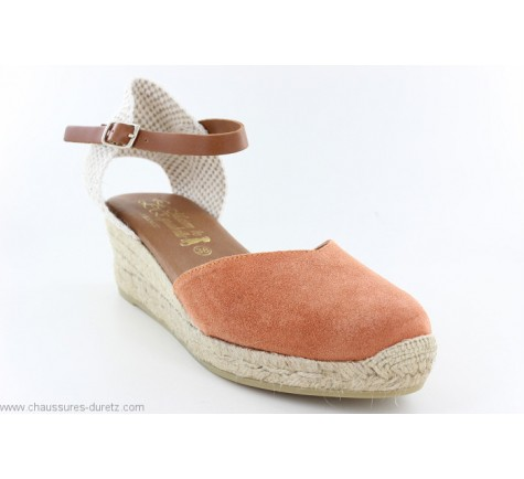La Maison de l'Espadrille ARC 823 Orange