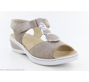 Sandales femme ARA AXION Taupe
