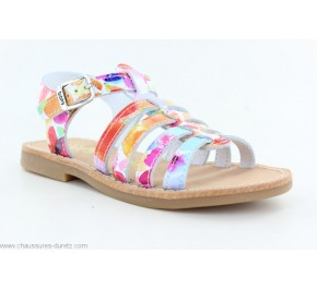 Sandales fIllette Bopy EPICA Multicolore