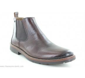 Boots homme Rieker INVI Marron 35382-25