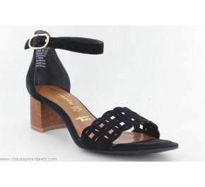 Sandales femme Tamaris UVO Noir