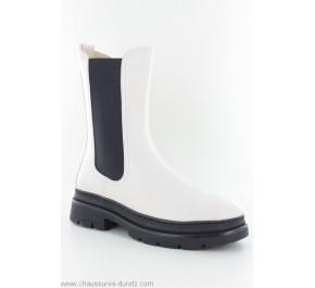 Boots femme Tamaris VAC 25452 Ivoire