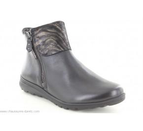 Boots femme Mephisto CATALINA Noir / Africa