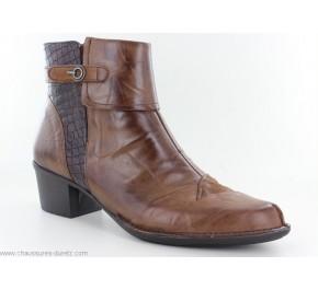 Boots femme Dorking NANO1 8623 Nut