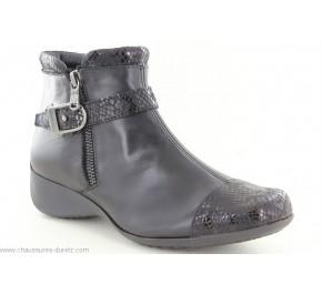 Boots femme Artika AQUITAIN Noir